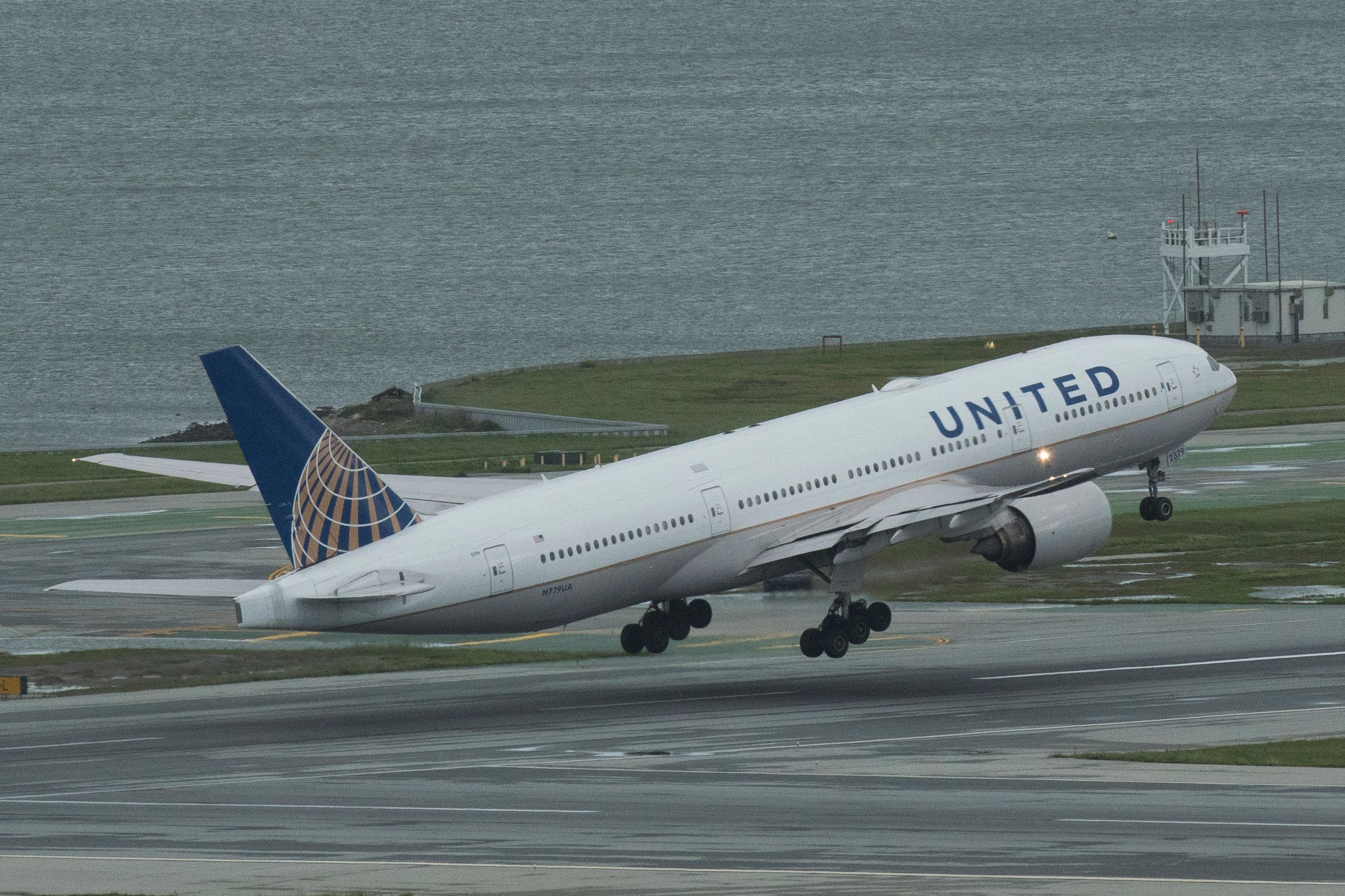 A United Airlines pilot was removed from a plane in Texas after she went on a bizarre political rant...