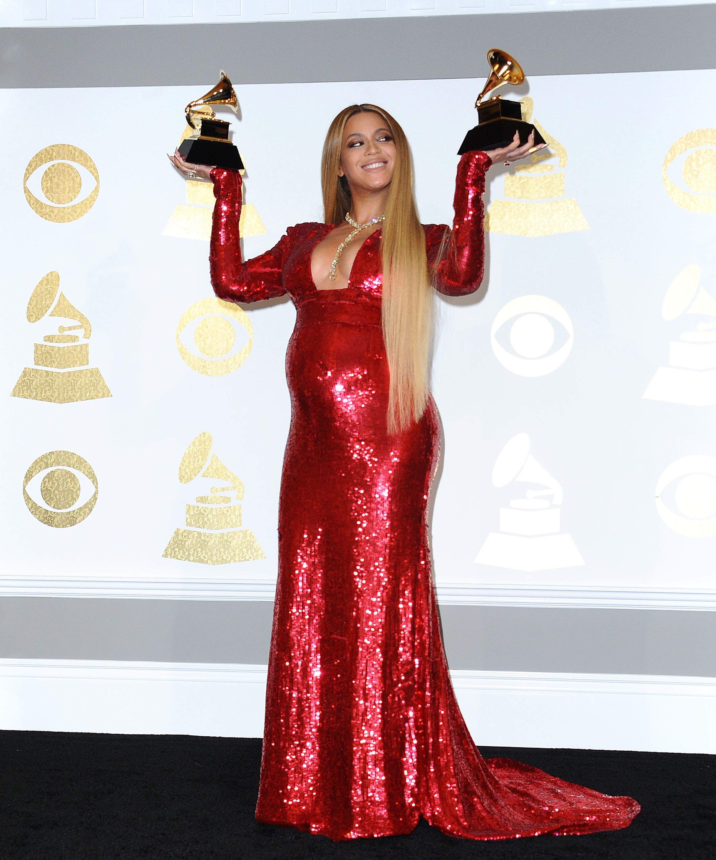 Detailed Dress Beyonce