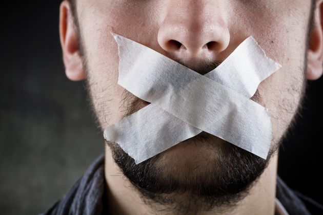 A new study has claimed 94% of universities censor free