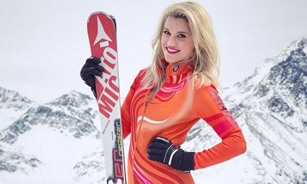 Ashley Roberts Issues A Warning To This Year's 'The Jump' Stars