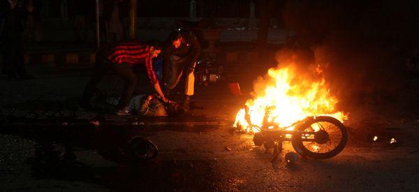 Blast In Pakistan Leaves At Least 10 Dead