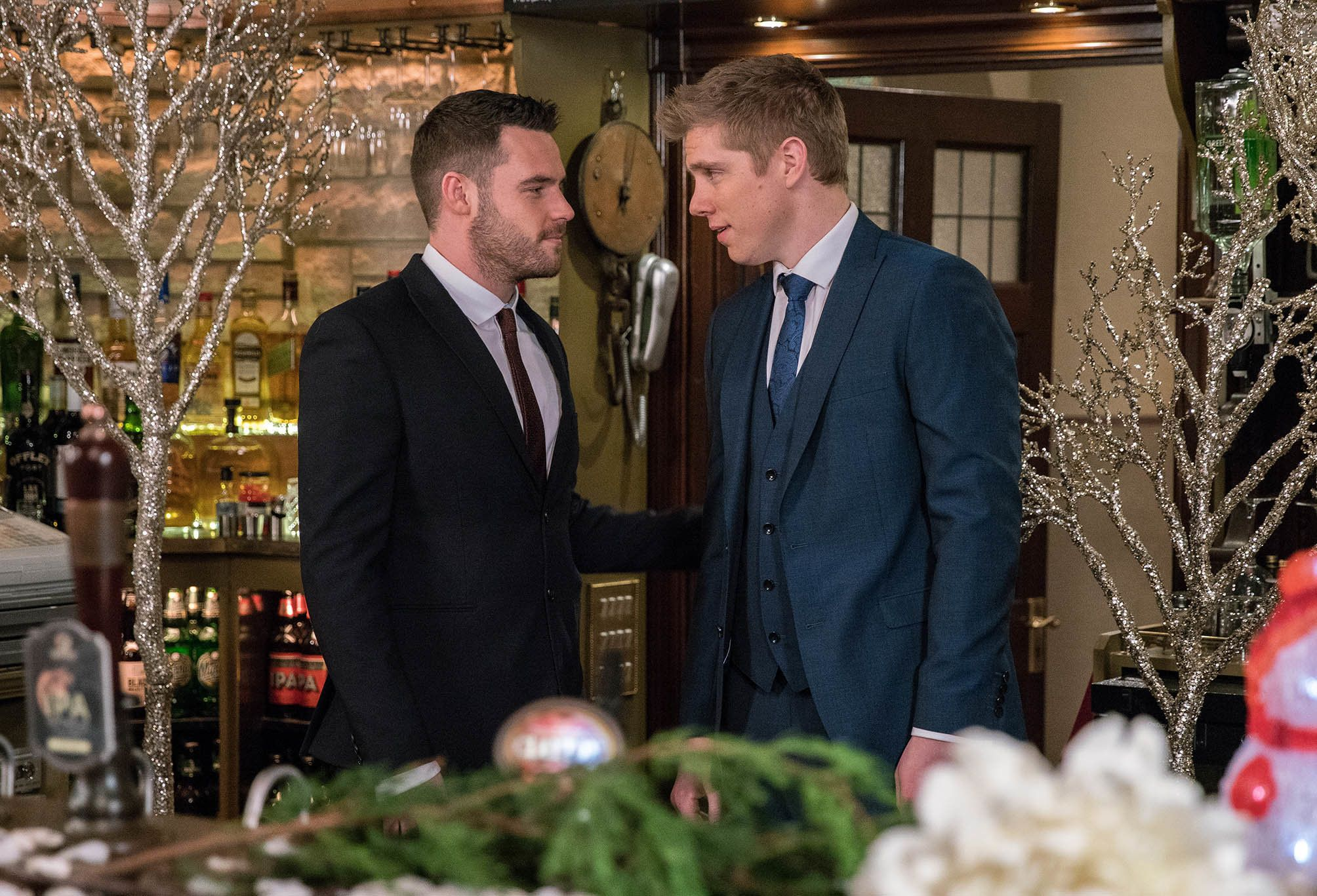 Major Spoilers! Emmerdale Boss and Robron Actors Tell Us Everything They Can About The Wedding