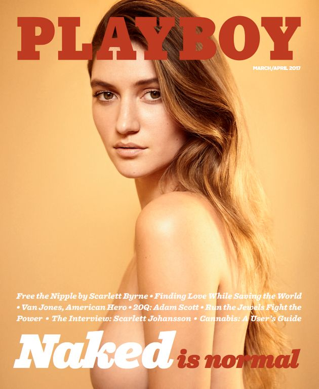 Playboy Takes Its Identity Back, Puts Nudity In New
