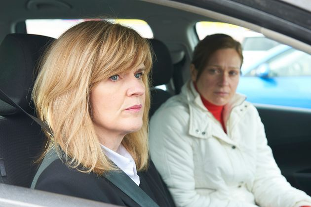 Karen Matthews struggled to keep her story together, as both police and neighbours became more