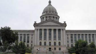 The Oklahoma State Capitol is seen in Oklahoma City, Oklahoma, U.S. on September 30, 2015. Oklahoma's Republican-dominated legislature filed a measure on May 19 calling for President Barack Obama's impeachment over his administration's recommendations on accommodating transgender students, saying he overstepped his constitutional authority.  REUTERS/Jon Herskovitz