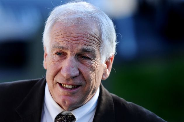The son of former assistant football coach Jerry Sandusky (pictured above) has been charged with sexually...