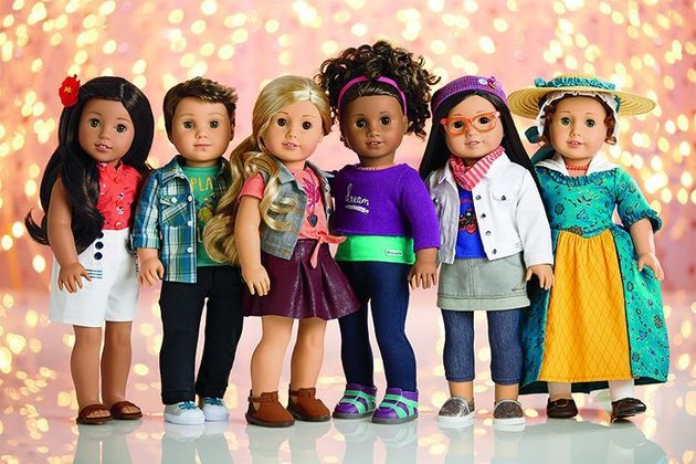 It's a boy! American Girl introduces first male doll