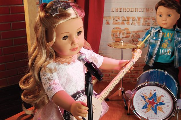 American Girl Has Created Its First American Boy Doll