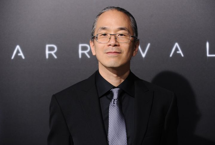 Writer Ted Chiang.