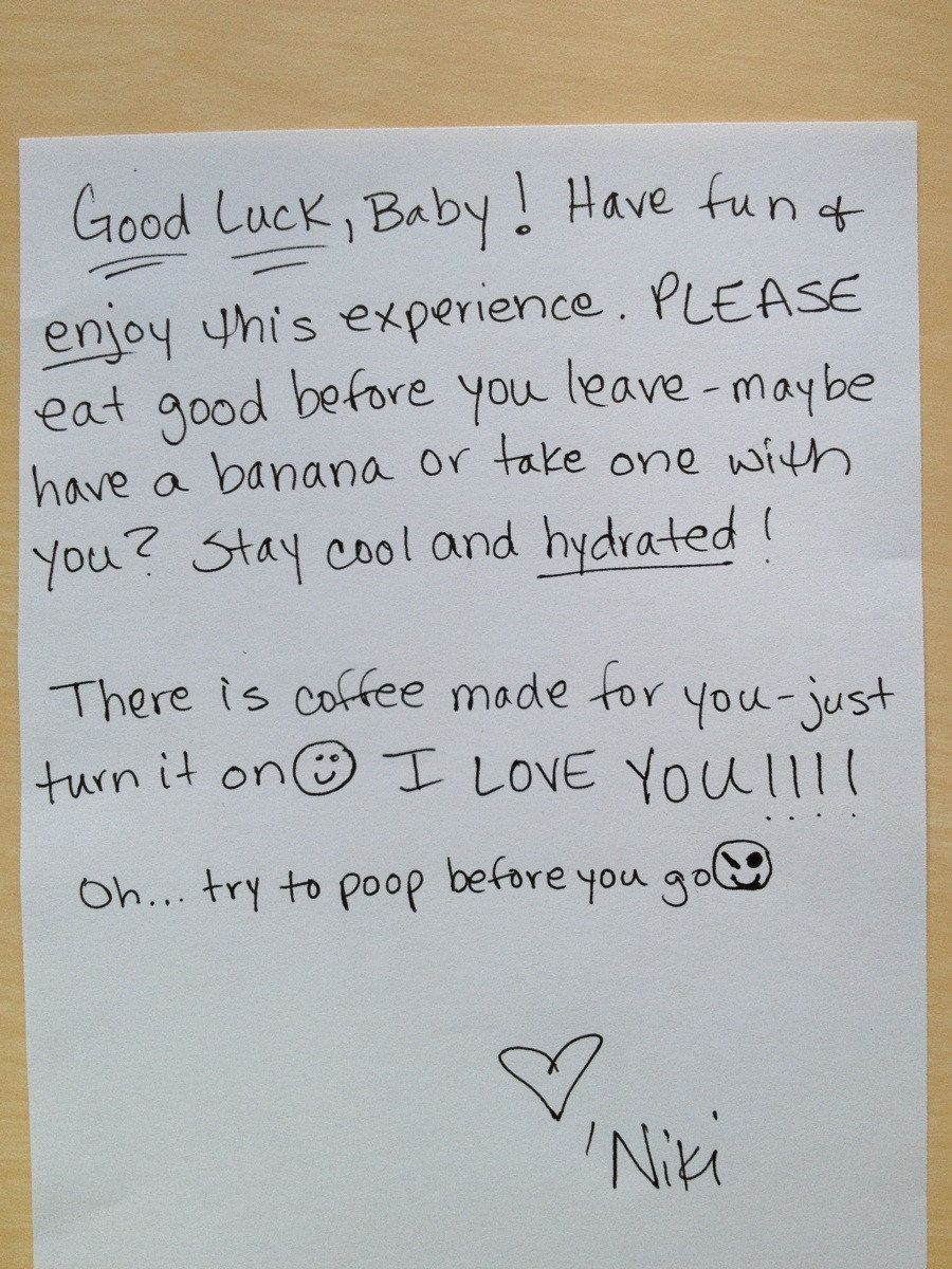 12 super cute love notes that beat a text message any day huffpost