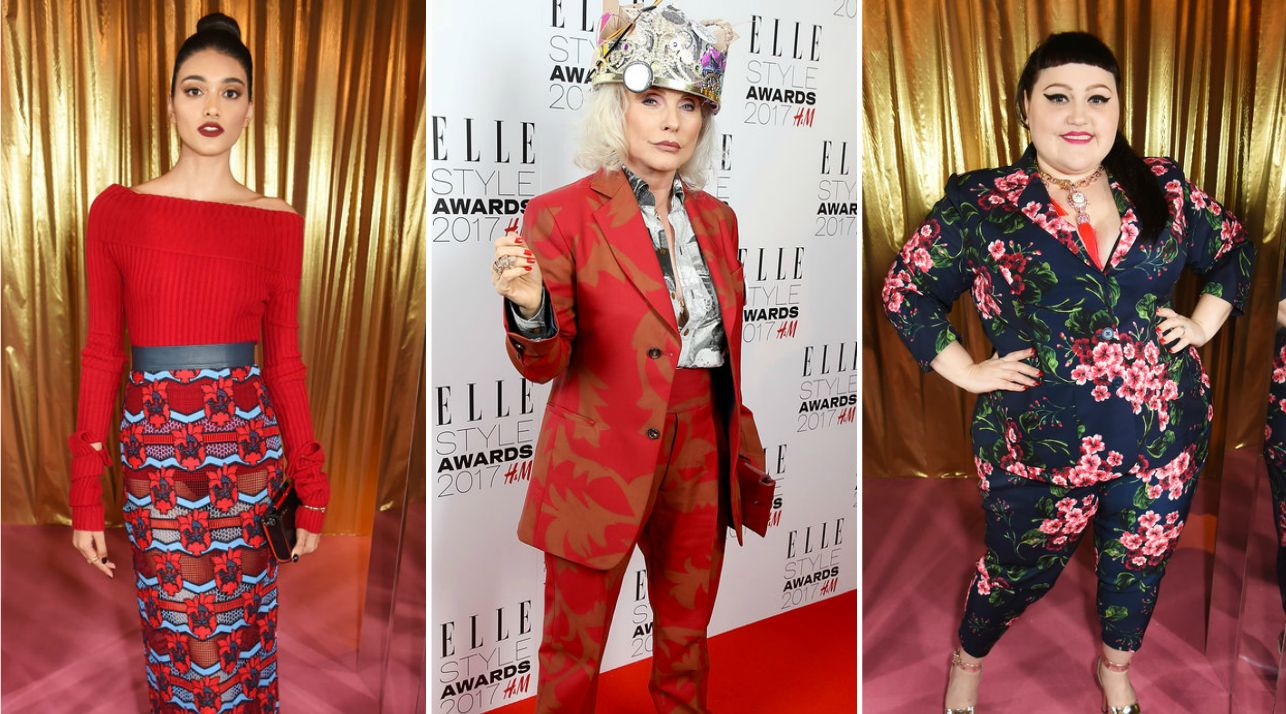 The Elle Style Awards Red Carpet Outfits You Need To