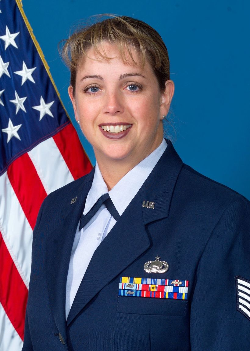 Kristine Stanley retired from the Air Force after 24 years as a Master Sergeant, and advocates for veterans full-time in Los