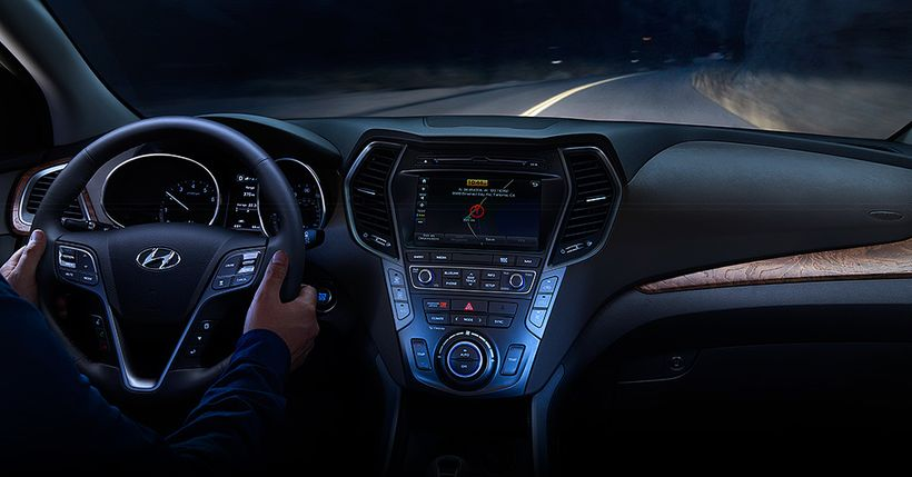 The adaptive lighting on the exterior as well as the interior makes this an impressive technological feature for the overall