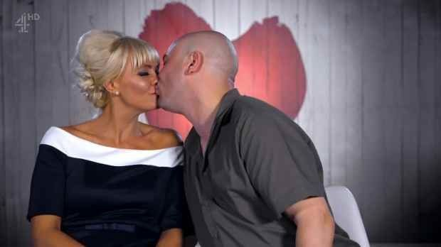 'First Dates' Couple Shocked To Discover… They'd Already Dated Twenty Years