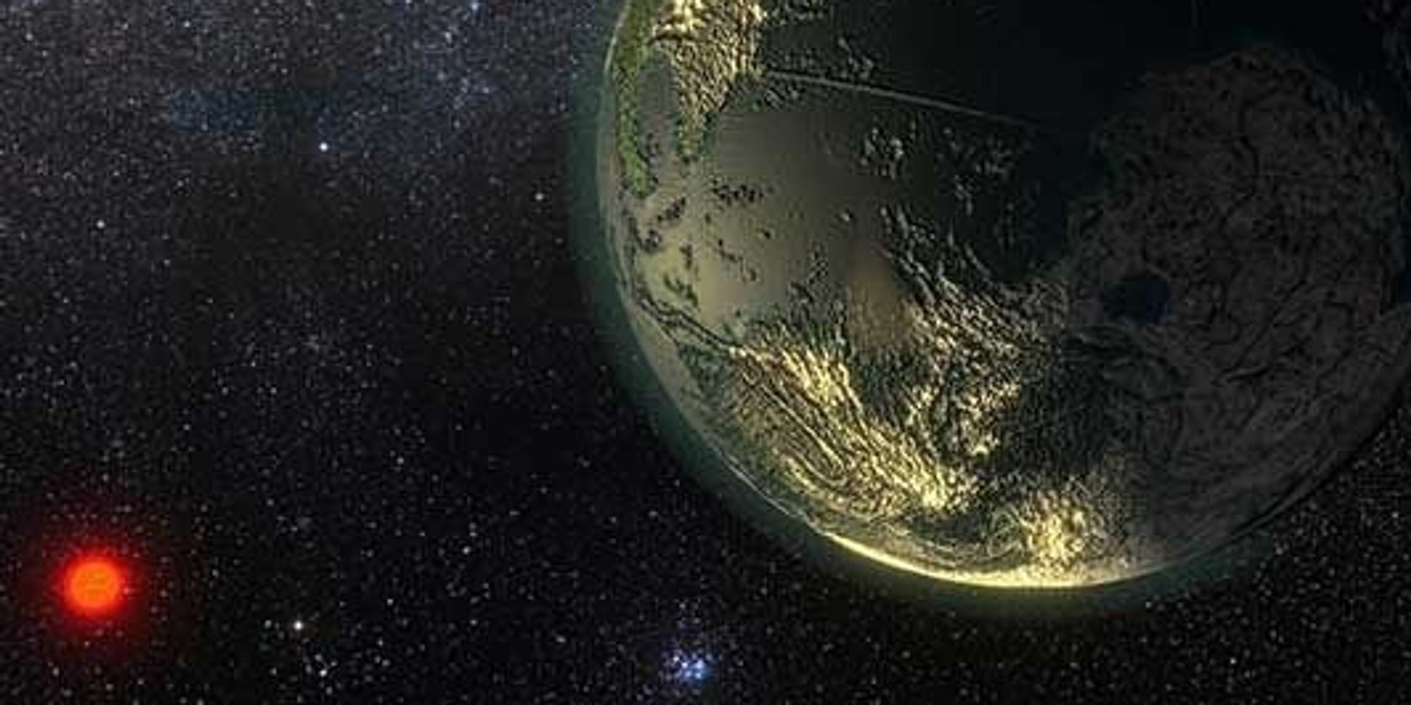 Scientists Find A 'Super-Earth' Among 60 New Neighbouring ...