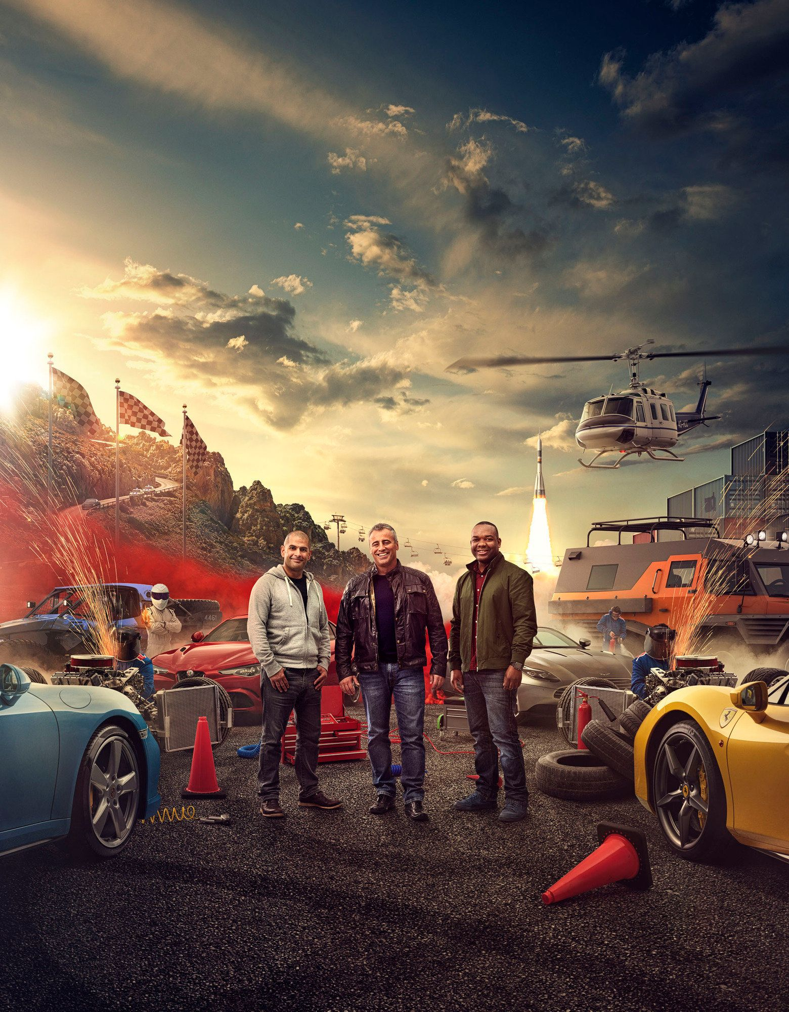 We Now Know When 'Top Gear' Will Back Back On Our