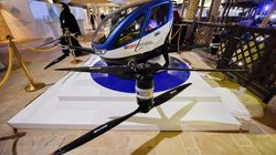 The Flying Taxi Is Finally Here And You Can Ride It This