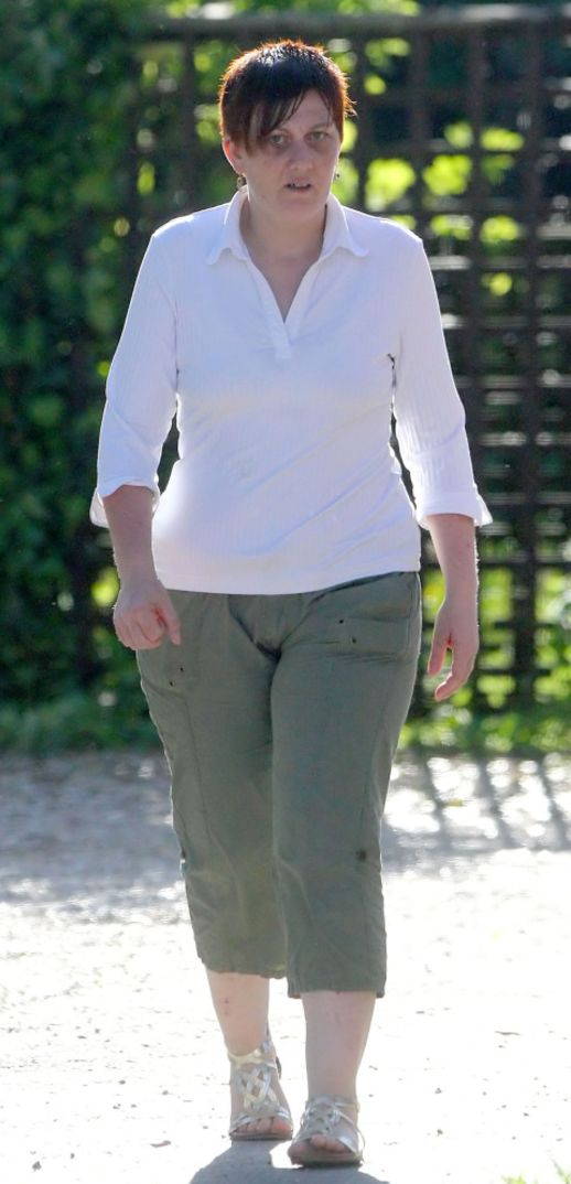 Karen Matthews seen on 27 May 2012. (Photo credit: News
