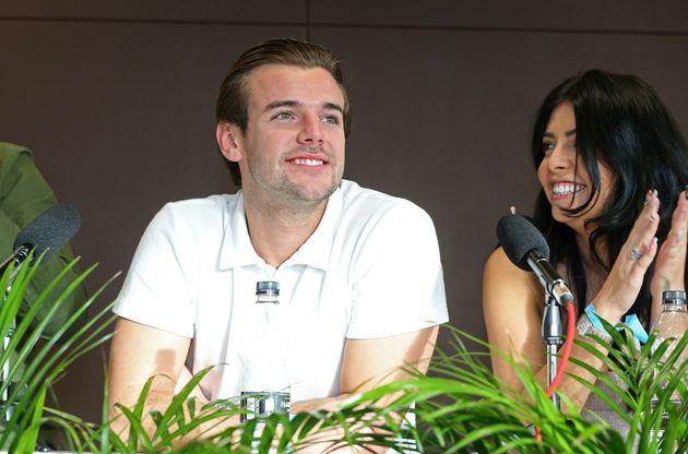 Nathan Massey and Cara De La