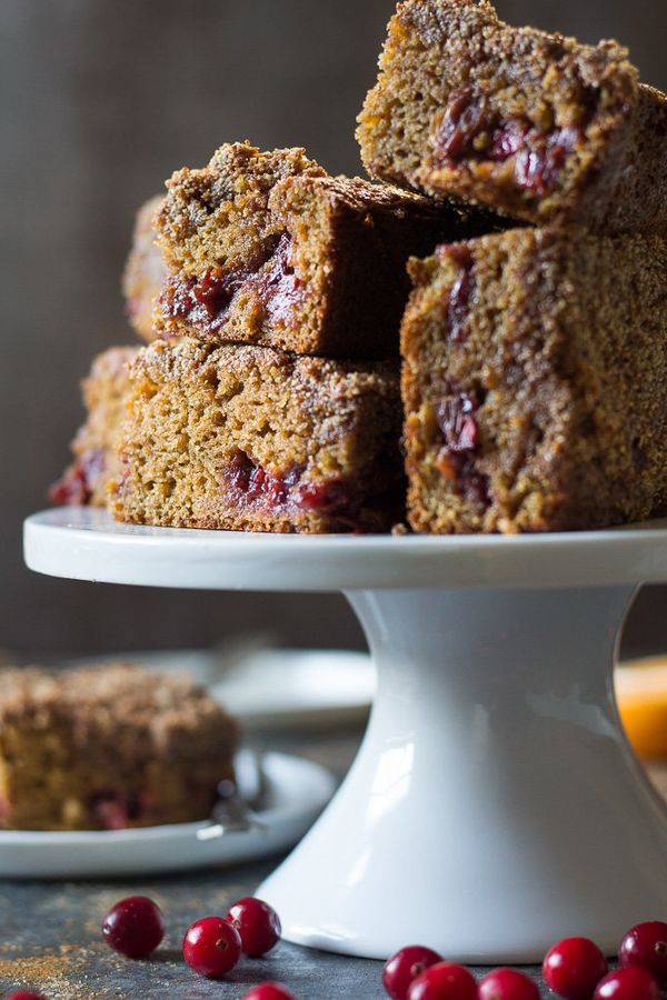 "<strong>Get the <a href=""http://www.paleorunningmomma.com/paleo-cranberry-orange-coffee-cake/"" target=""_blank"">Paleo Cranberr"