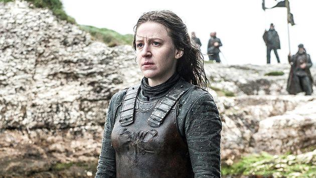 Gemma Whelan also plays Yara Greyjoy in Game of