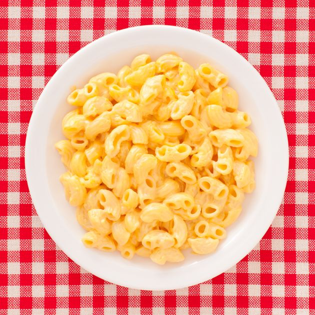 This Unexpected Ingredient Makes The Creamiest Mac And Cheese