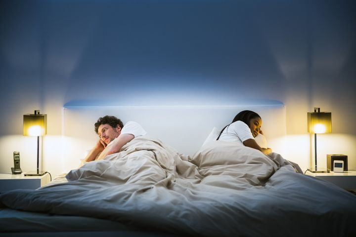 8 Ways To Cope When You Are In A Sexless Marriage | HuffPost Life