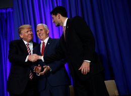Congressional Republicans Who Want To Keep Their Jobs Probably Won't Oppose Trump