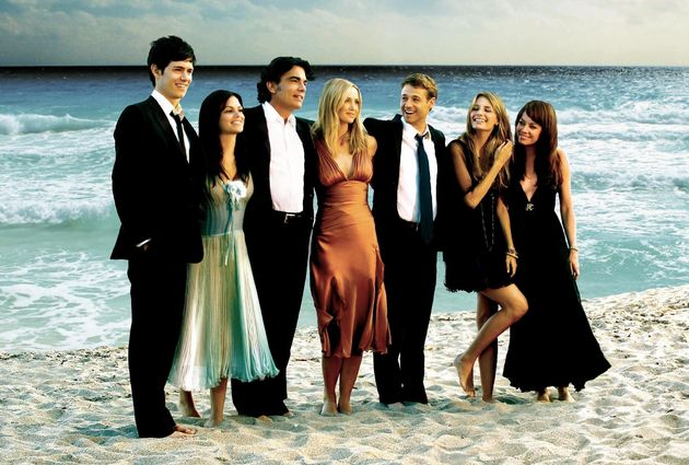 The main cast of The