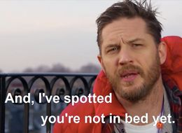 Tom Hardy's New Bedtime Story Is The Only Mother's Day Present You'll Need