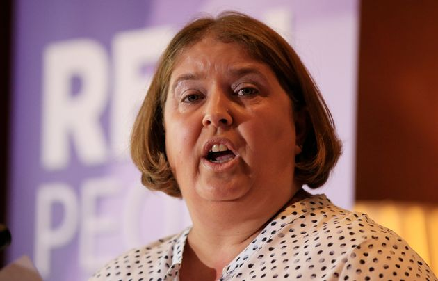 Lisa Duffy finished second in the first of Ukip's 2016 leadership