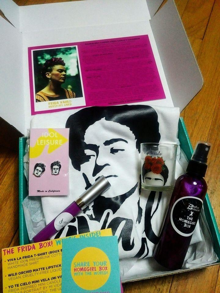 The Frida Box.