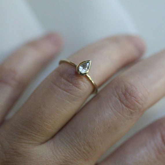 """<i>Buy it <a href=""""https://www.etsy.com/listing/242756987/white-sapphire-14k-gold-engagement-ring?ref=shop_home_active_60"""" ta"""