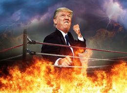 The Definitive History Of That Time Donald Trump Took A Stone Cold Stunner