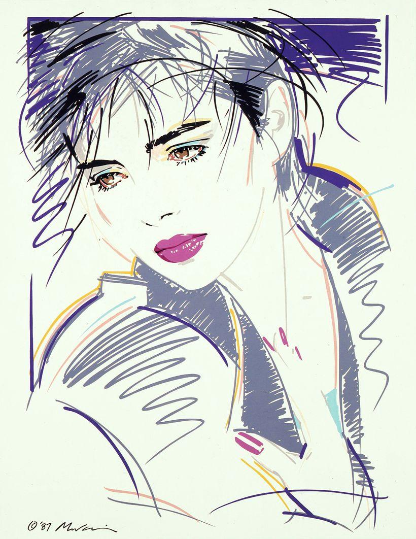 Artist Dennis Mukai