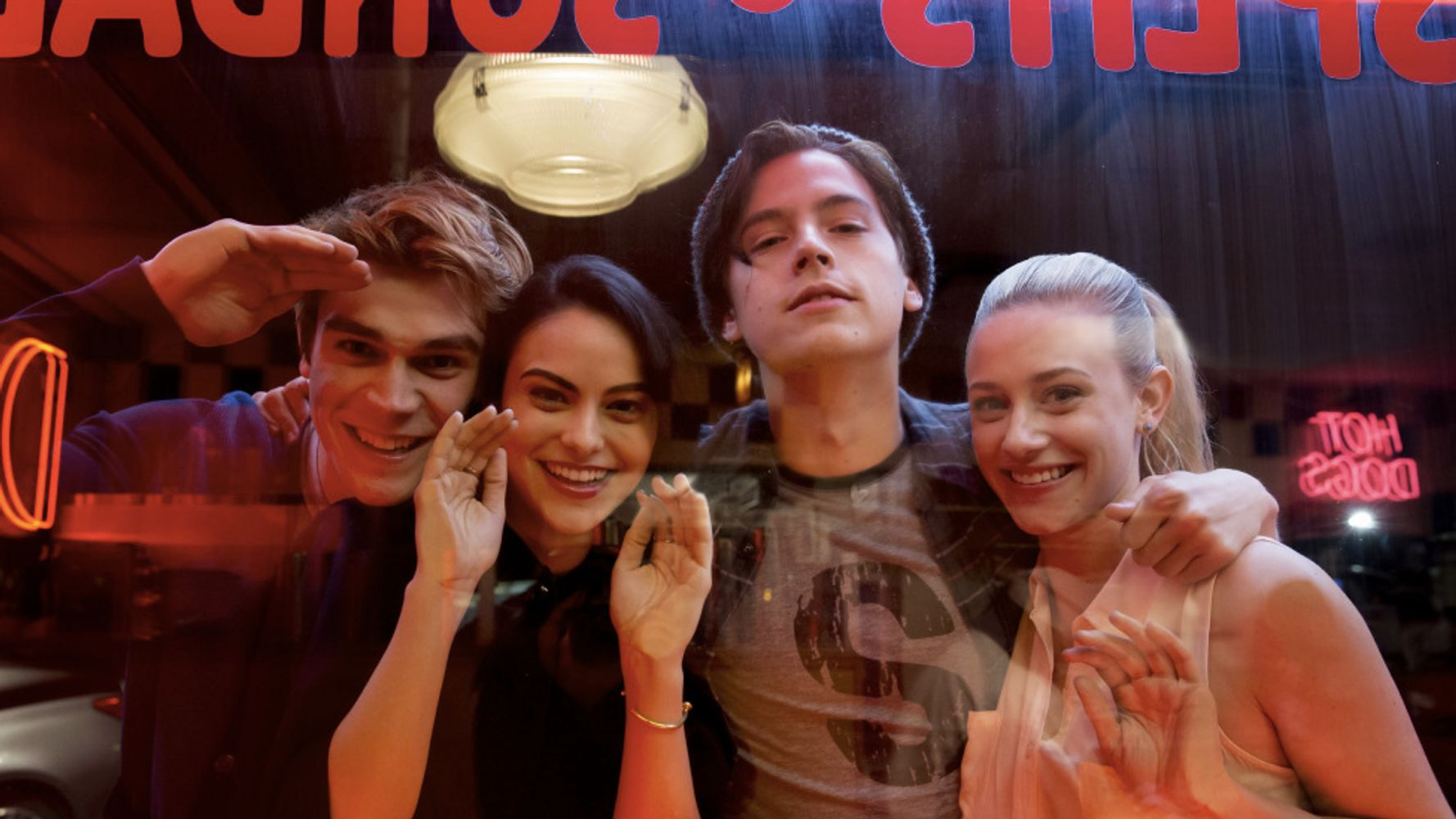 The CW's 'Riverdale' Is Home To The Best Female Friendship