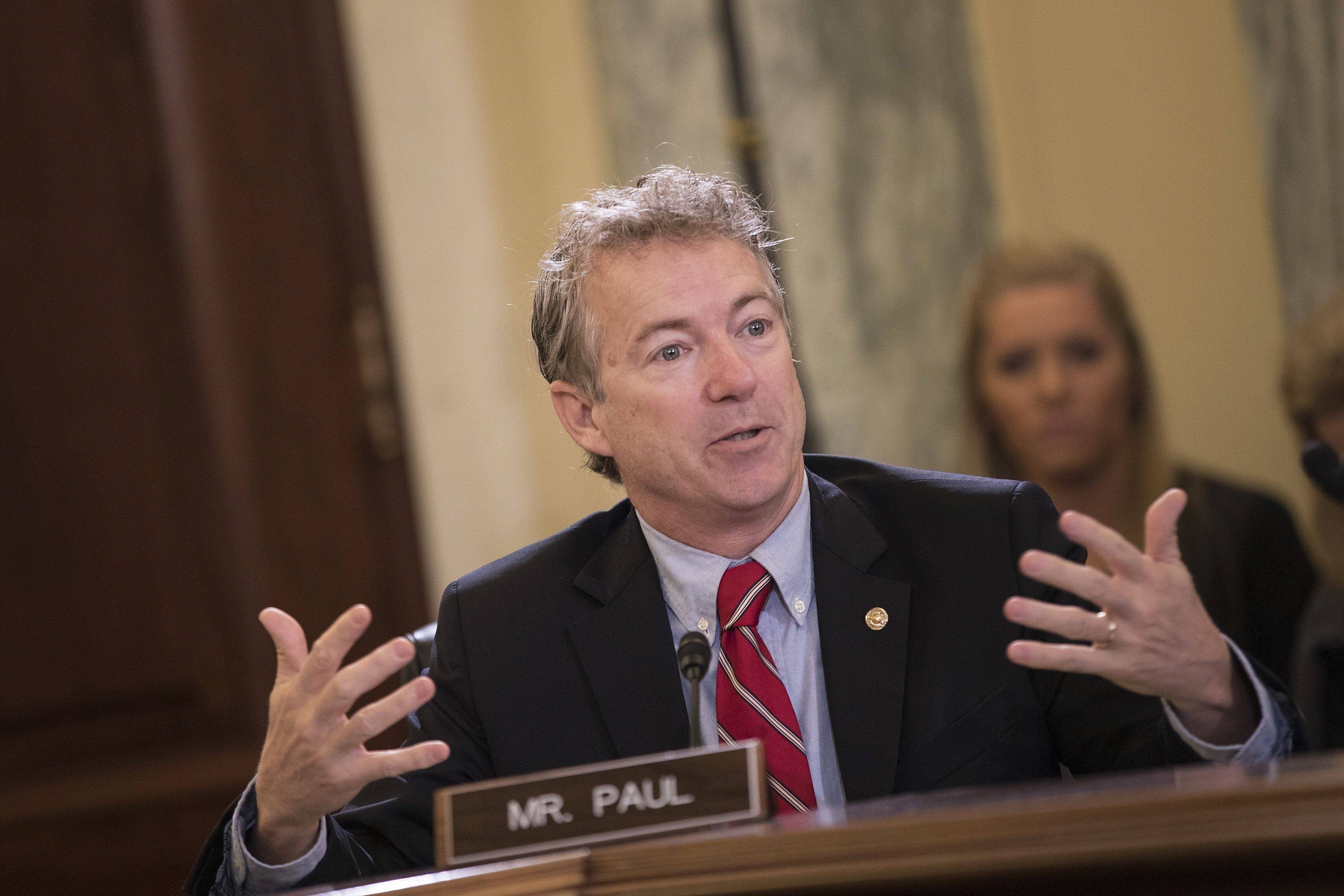 Sen. Rand Paul: 'It Makes No Sense' For Republicans To Investigate Republicans
