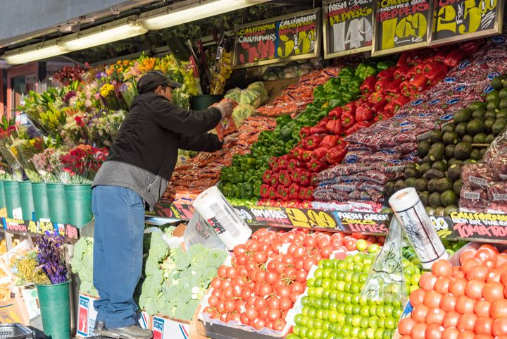 Without the fresh fruits and vegetables the U.S. imports from Mexico, our produce sections at grocery and convenience stores