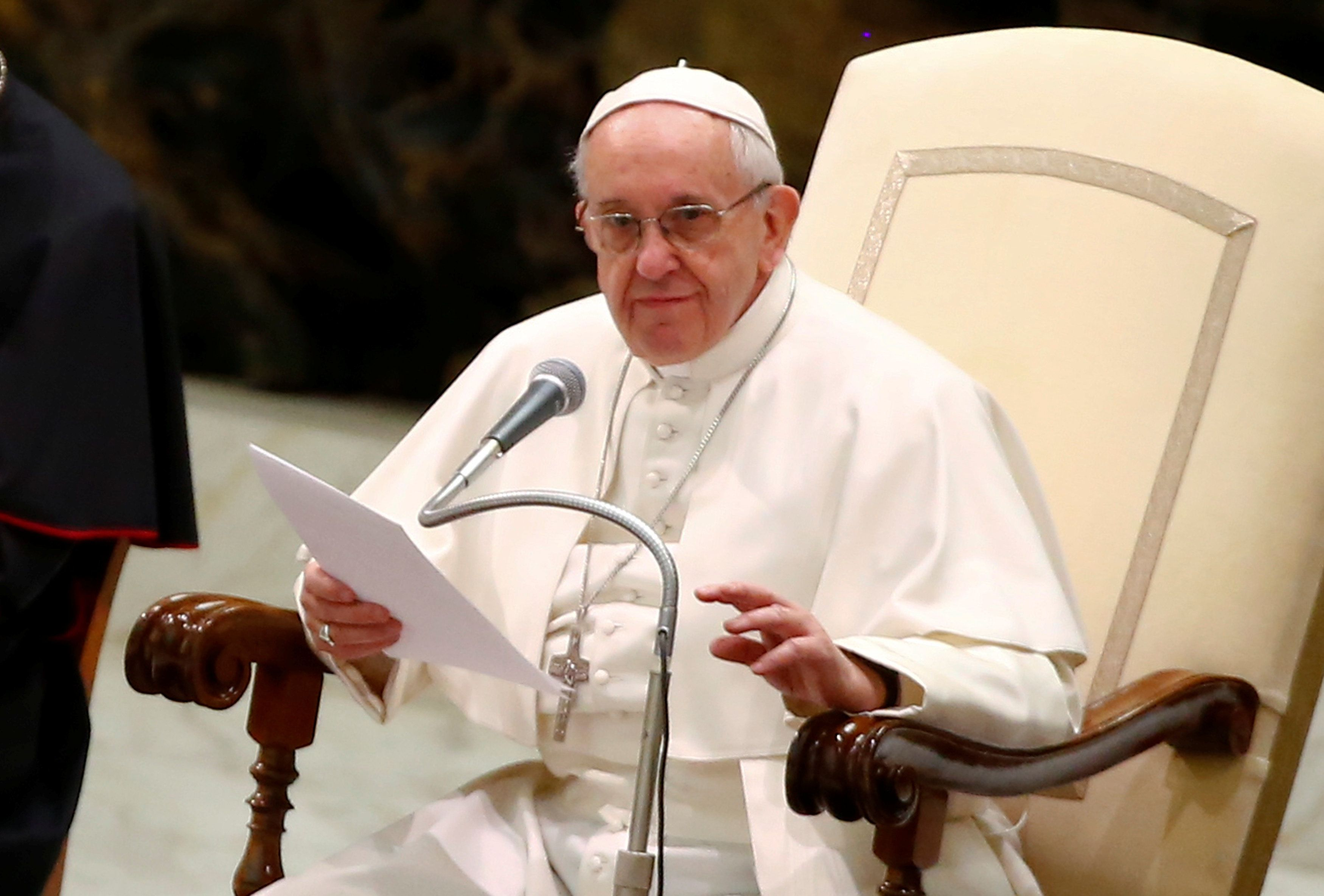 "During Pope Francis' papacy, the Vatican has <a href=""https://www.theguardian.com/world/2015/aug/28/jozef-wesolows"