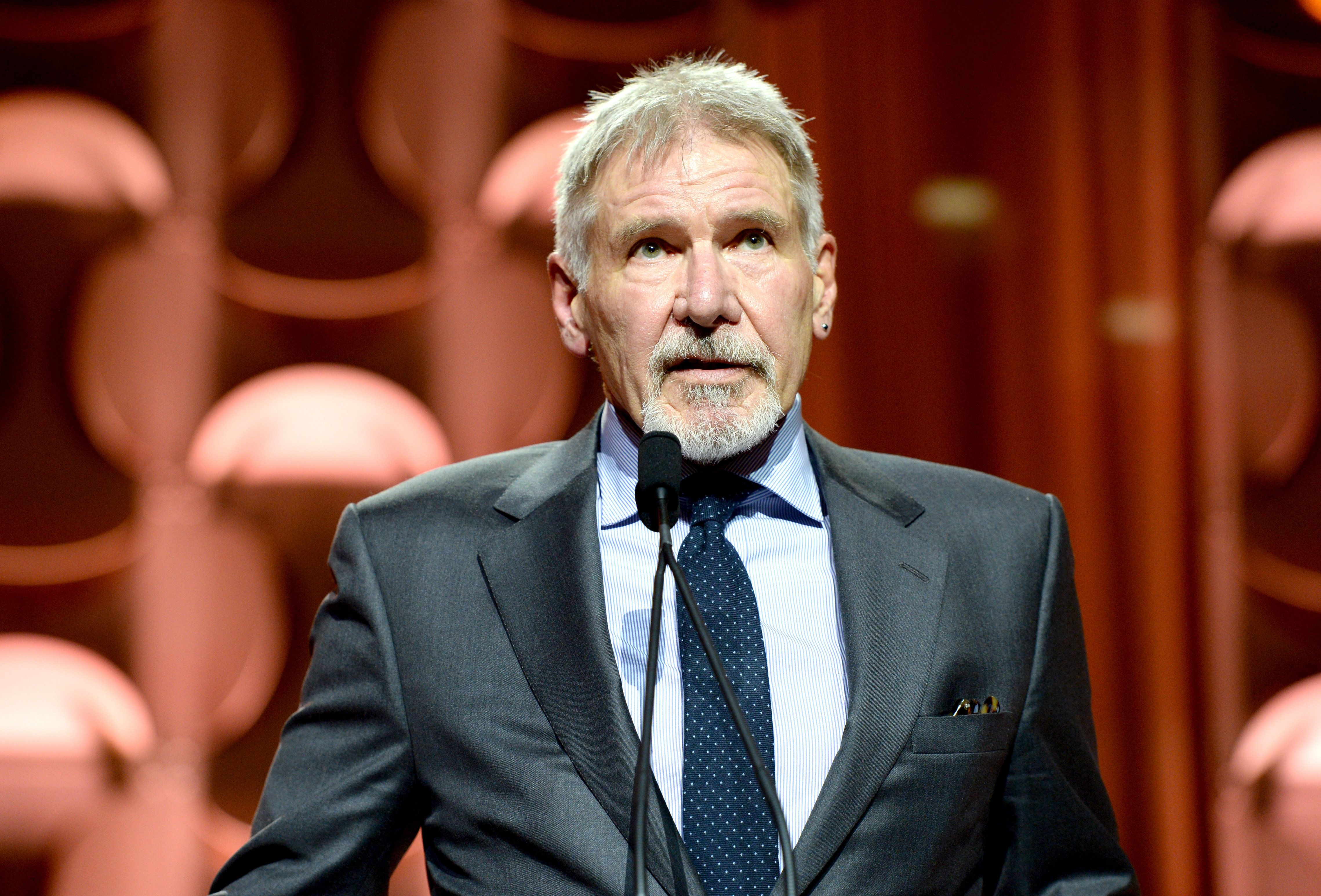 Harrison Ford is no stranger to aircraft