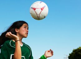 Heading Footballs 'Linked To Development Of Dementia'