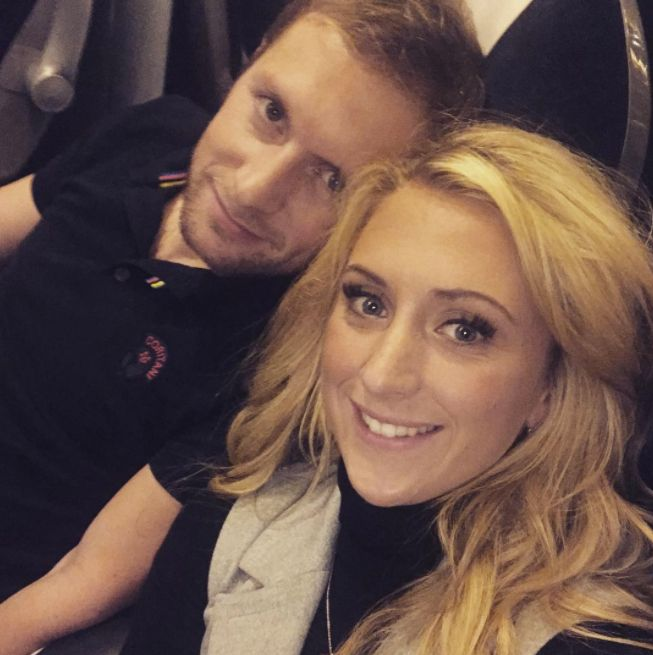 Laura And Jason Kenny Reveal They're Expecting Their First Child With Bike