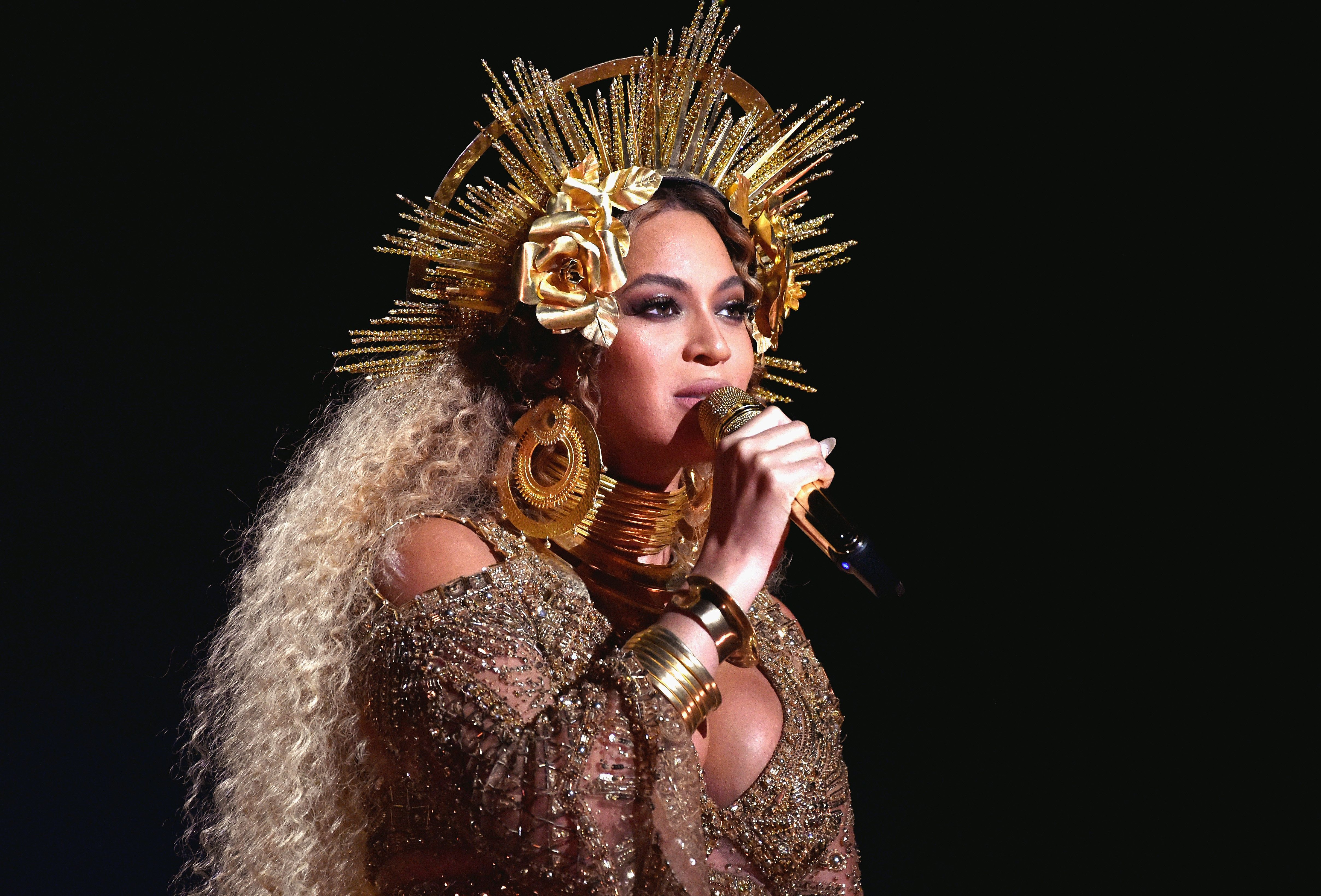 Beyoncé's Isolated Grammys Vocals Are Every Bit As Amazing As You'd Expect