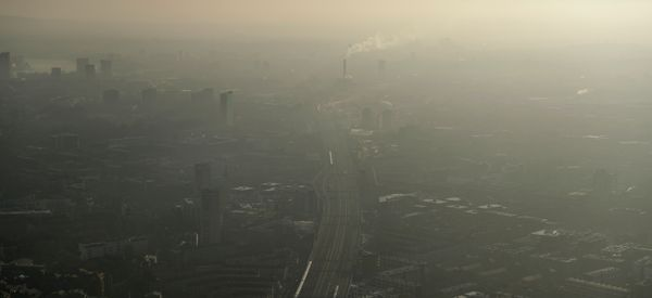 European Commission Issues 'Final Warning' Over UK Air Pollution