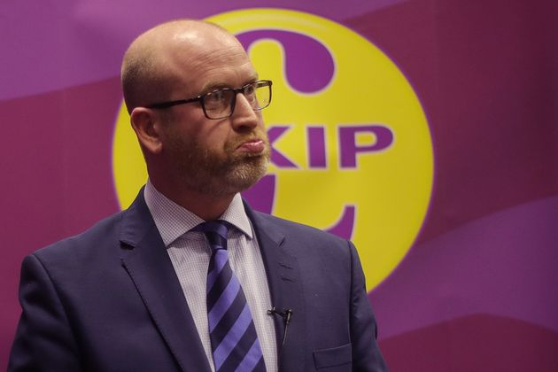 Paul Nuttall Gets Roasted With Twitter Questions After Latest Backtrack Over