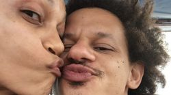 The Internet Cannot Believe Rosario Dawson And Eric Andre Are