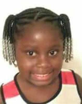 A'yanna Allen, 7, was fatally shot last December while sleeping in her grandmother's Salisbury, North Carolina, home.