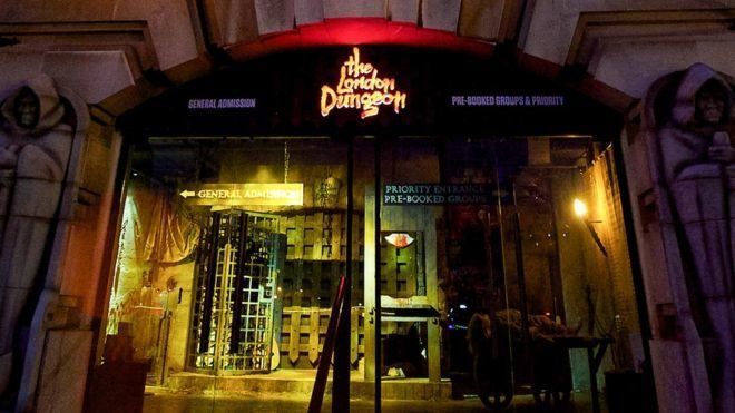 London Dungeon Leaves Everyone Horrified With This 'Sexist' Valentine's