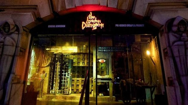 London Dungeon apologises for 'dead prostitute' Valentine's Day joke