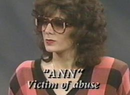 Ex-Wife Of Trump's Labor Pick Discusses Domestic Abuse In Old 'Oprah' Footage